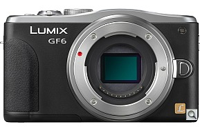 image of Panasonic Lumix DMC-GF6