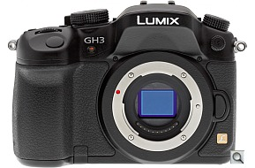 image of Panasonic Lumix DMC-GH3