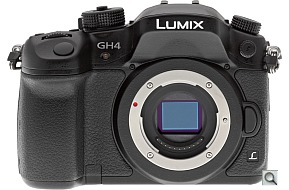 image of Panasonic Lumix DMC-GH4