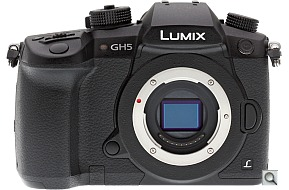 image of the Panasonic Lumix DC-GH5 digital camera