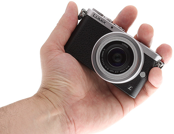 Panasonic GM1 Review --  in hand