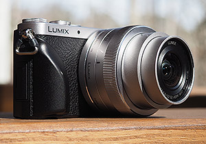 Panasonic GM1 Review - Richard Franiec grip