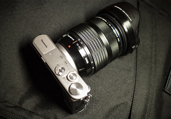 Panasonic GM1 Review