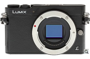 image of the Panasonic Lumix DMC-GM5 digital camera