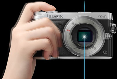 Panasonic GX7 review -- sensor-shift IS
