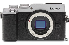 image of Panasonic Lumix DMC-GX8