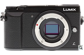 image of the Panasonic Lumix DMC-GX85 digital camera
