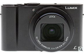 image of Panasonic Lumix DMC-LX10