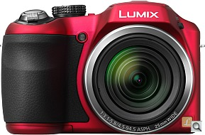 image of Panasonic Lumix DMC-LZ20