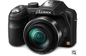 image of Panasonic Lumix DMC-LZ40