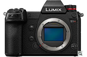 image of the Panasonic Lumix DC-S1R digital camera