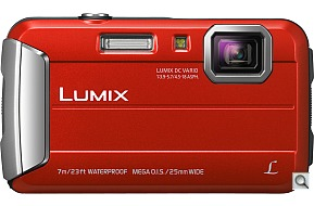 image of Panasonic Lumix DMC-TS25