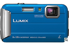 image of Panasonic Lumix DMC-TS30