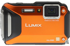 image of Panasonic Lumix DMC-TS5