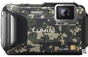image of Panasonic Lumix DMC-TS6