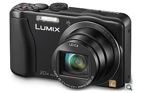 image of Panasonic Lumix DMC-ZS25