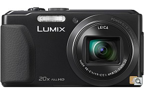 image of Panasonic Lumix DMC-ZS30