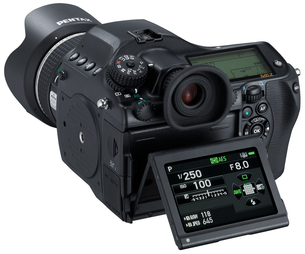 Ricoh Pentax 645D Camera Drivers for Windows Download
