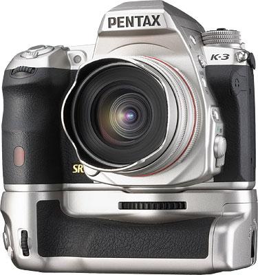Pentax K-3 Review -- Pentax K-3 Premium Silver Edition