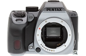 image of the Pentax K-70 digital camera