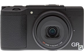 image of the Ricoh GR II digital camera