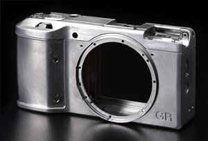 Ricoh GR review -- Magnesium construction