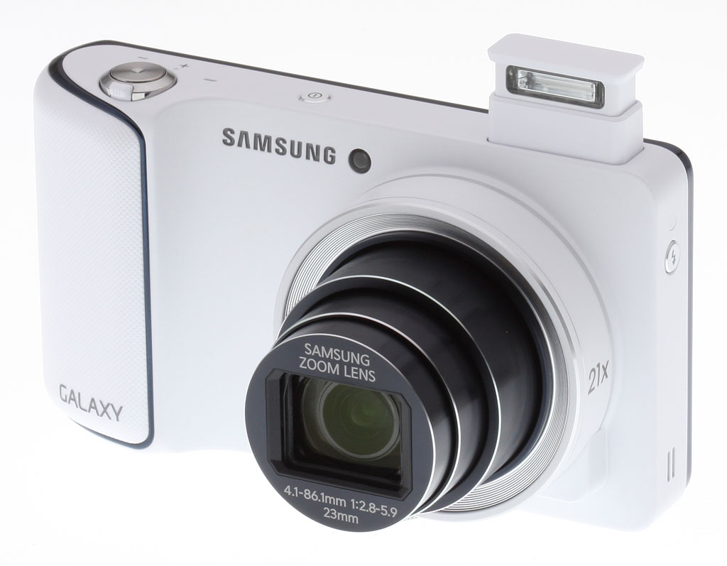 Samsung Galaxy Camera Review: Express Review