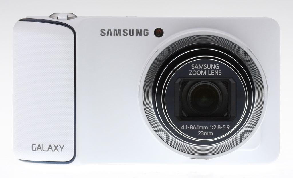 Samsung Galaxy Camera Review: Express Review