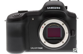 image of the Samsung Galaxy NX digital camera