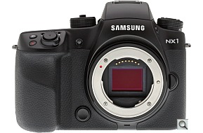 image of the Samsung NX1 digital camera