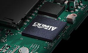 Samsung NX300 Review -- DRIMe IV image processor