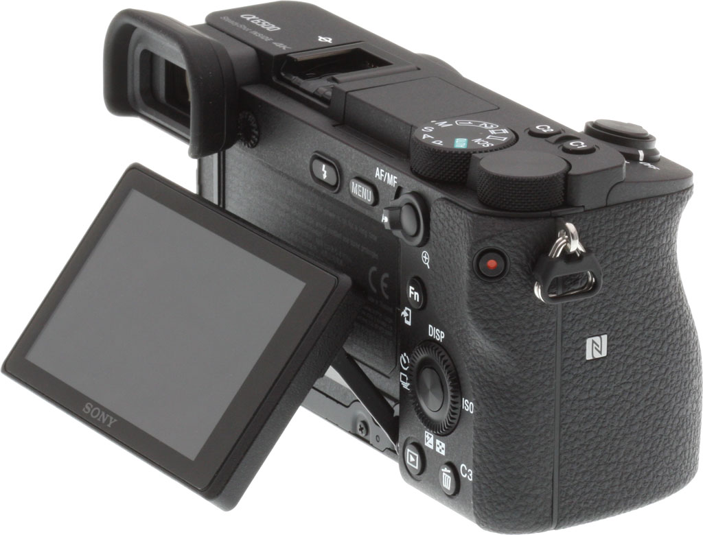 The 3 Inch TFT LCD Monitor On Rear Of Camera Now Has A Touch Panel Overlay Sony Shooters Have