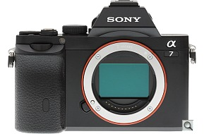 image of Sony Alpha ILCE-A7