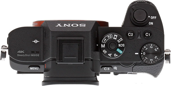 Sony A7S II Review -- Product Image