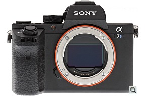 image of Sony Alpha ILCE-A7S II