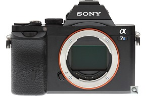 image of the Sony Alpha ILCE-A7S digital camera