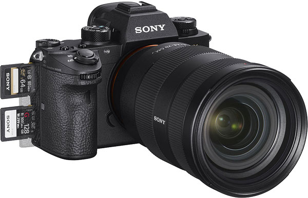 Sony A9 Review -- Product Image