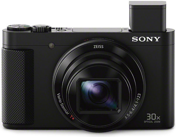 Sony HX90V Review -- Product Image