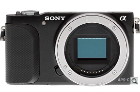 image of Sony Alpha NEX-3N