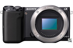 image of Sony Alpha NEX-5T