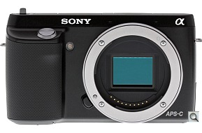 image of Sony Alpha NEX-F3