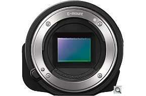 image of Sony Alpha ILCE-QX1