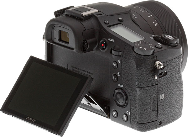 Sony RX10 II Review -- Product Image