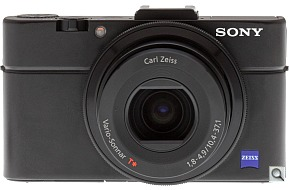 image of Sony Cyber-shot DSC-RX100 II