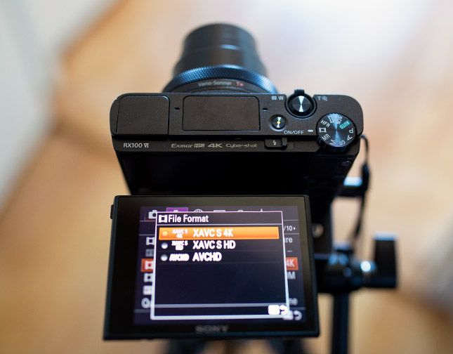 Sony RX100 VI Review - Video