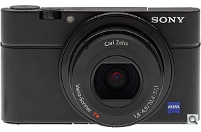 image of Sony Cyber-shot DSC-RX100