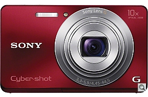 image of Sony Cyber-shot DSC-W690