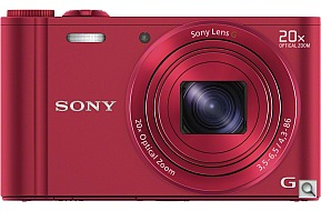 image of Sony Cyber-shot DSC-WX300