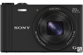 image of Sony Cyber-shot DSC-WX350