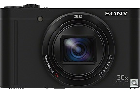 image of Sony Cyber-shot DSC-WX500